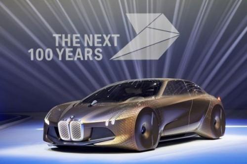 BMW ビジョン100 コンセプトカー 2016年