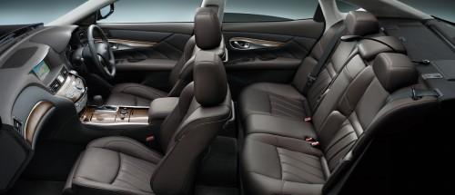 日産 フーガ 370VIP 2015年 内装