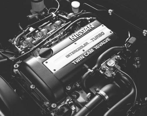 日産 SR20DET エンジン 1994年