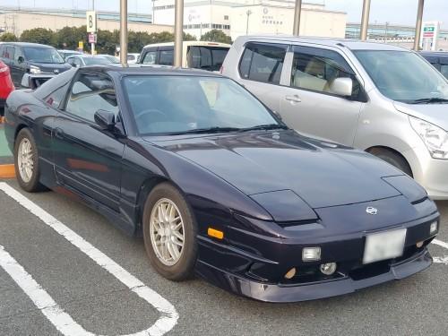 日産 180SX タイプX 後期型
