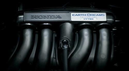 ホンダ フィット 1.5L DOHC i-VTECエンジン
