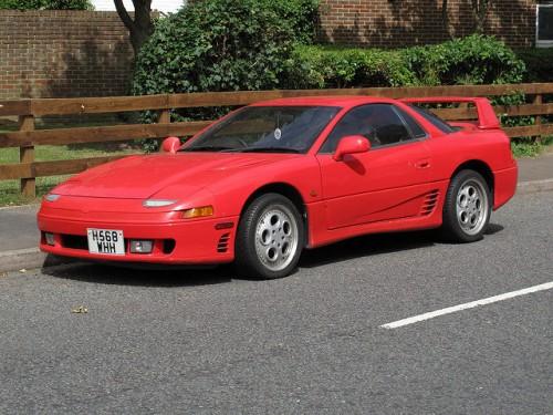 三菱 GTO 前期型 1990年
