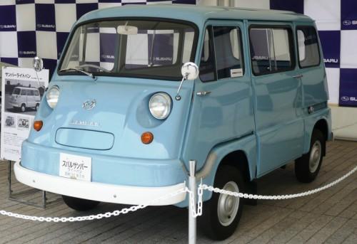 スバル サンバー 初代 1961-1966