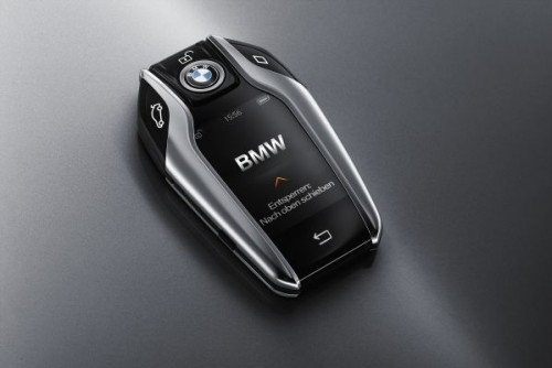 BMW 7シリーズ リモートキー