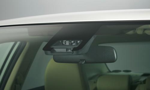 Toyota Safety Sense C センサー部