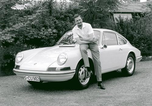 1963年 フェルディナンド・ポルシェ 設計 「ウル911」