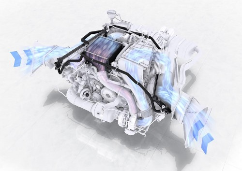 ポルシェ 718 ボクスター エンジン 2016年型