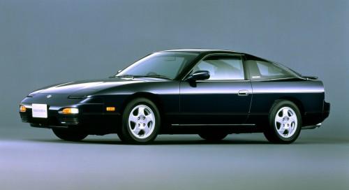 日産 180SX 中期型 1995年