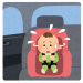 タカタのチャイルドシートの取り付け方のコツや口コミをまとめてみた!