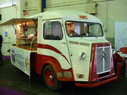 シトロエン H トラック