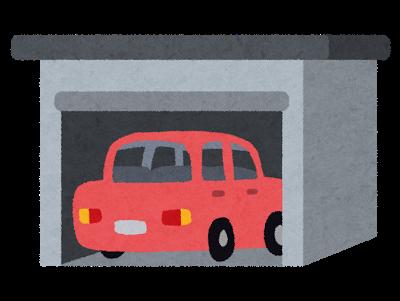 車庫 ガレージ