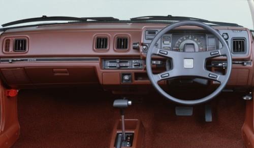 ホンダ プレリュード XE 初代 1978年型 インパネ