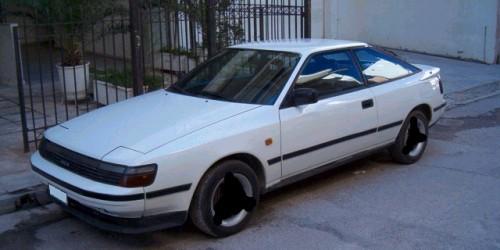 トヨタ セリカ 1.6 GT AT160 (FF) 1988年