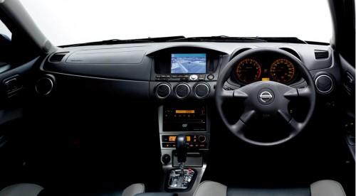 日産 アベニール サリューSi W11型 内装