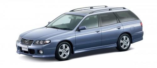 日産 アベニール サリューSi W11型