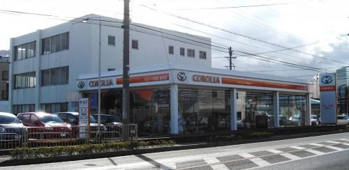 トヨタカローラ店ディーラー トヨタカローラ長野 長野店