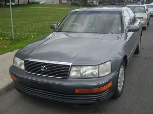 トヨタ セルシオ 1989-1991 初代