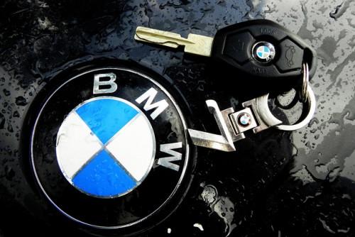 BMW スマートキー