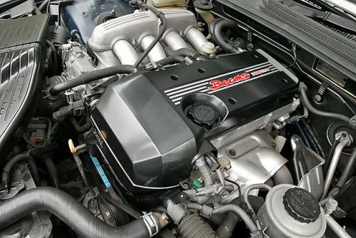3S-GE型エンジン