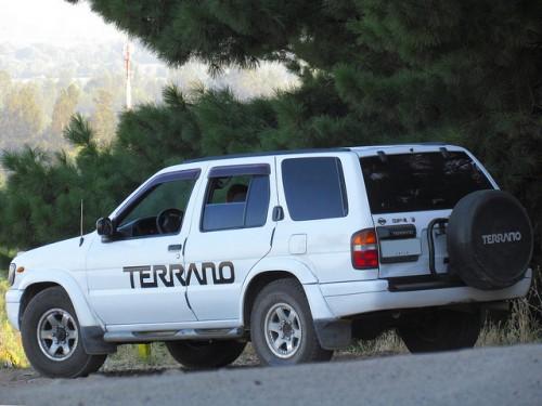 日産 テラノ R50型