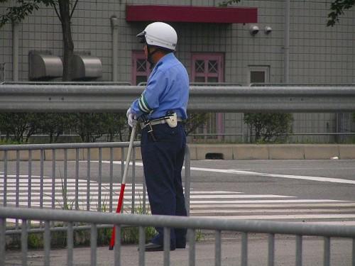 兵庫県警警察官