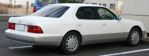 トヨタ セルシオ 1994-1997 2代目