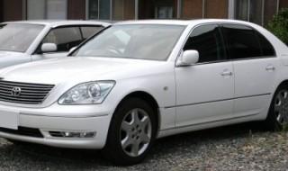 トヨタ セルシオの歴史と現在の中古車価格は?【日本の名車】