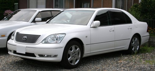 トヨタ セルシオ 3代目 後期型