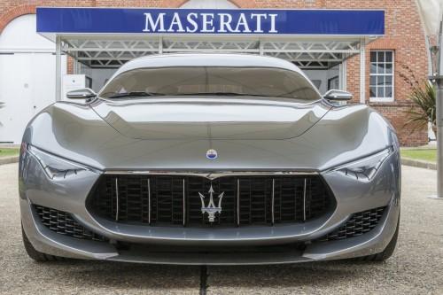 マセラティ コンセプトカー 2014年