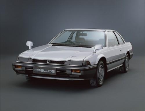 ホンダ プレリュード XX 2代目 1982年型
