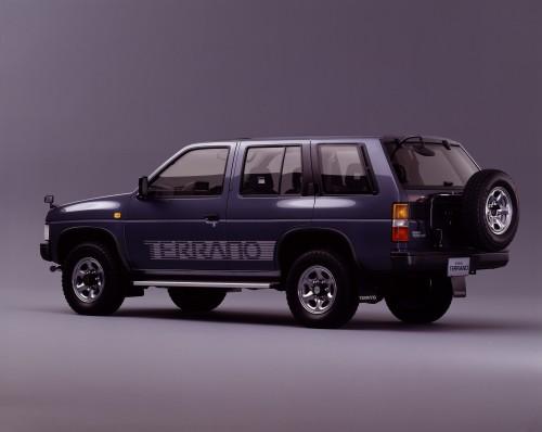 日産 テラノ WD21型 1991年