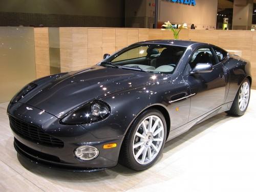 V12ヴァンキッシュS 2006年