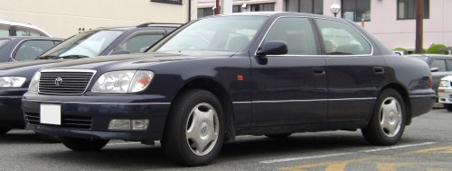 トヨタ セルシオ 2代目