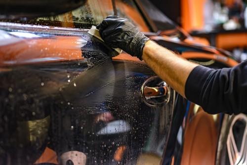 洗車 コーティング