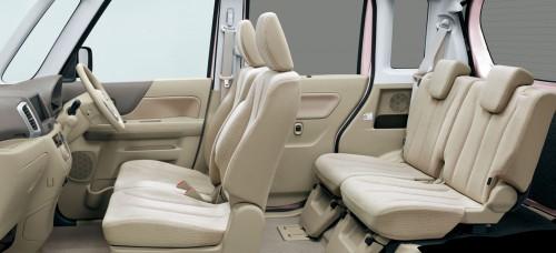 マツダ フレアワゴン XS 2015年 内装