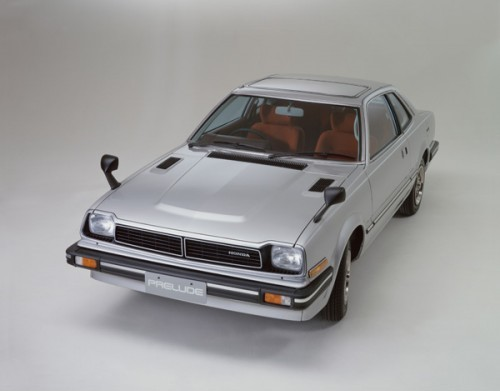 ホンダ プレリュード XE 初代 1978年型