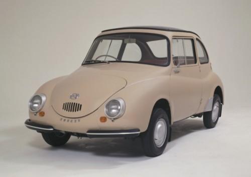 スバル スバル360 1958年型