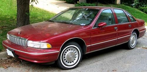 4代目シボレー カプリス 1993年型