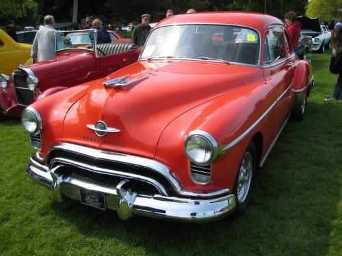 オールズモビル 88 Club Coupe 1950年式