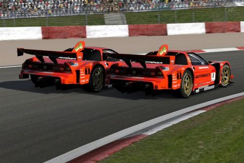 ホンダ NSX レース