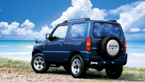 スズキ ジムニー 2008年型 XC