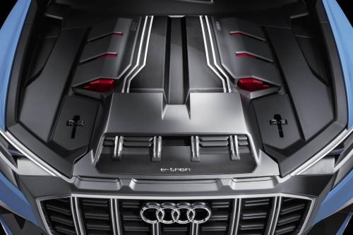 アウディ 新型Q8 コンセプト 2017年モデル