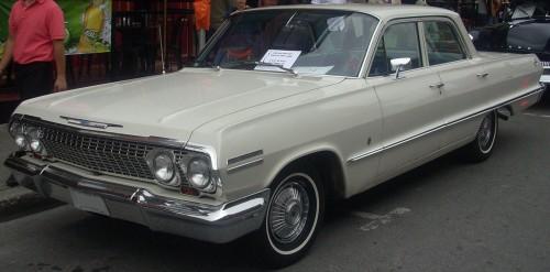 シボレー インパラ 1963年