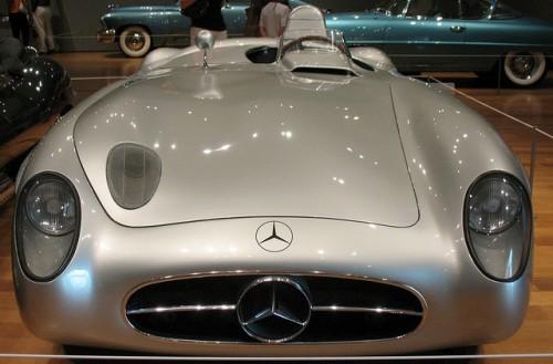 ル・マン 1955年 メルセデス・ベンツ 300sLR