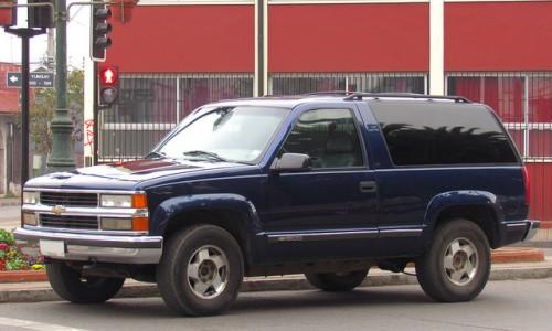シボレー タホ 1996年型