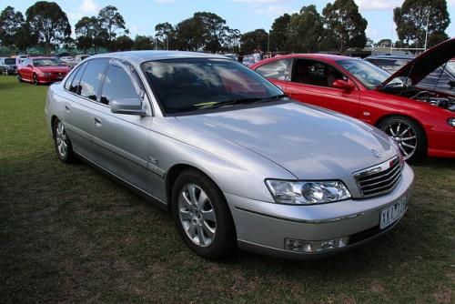 5代目 カプリス 2003-2004年型