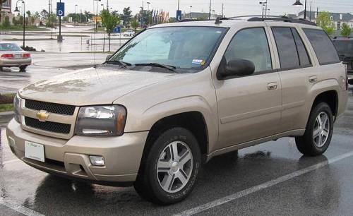 初代 シボレー トレイルブレイザー 後期型 2006-2008年型