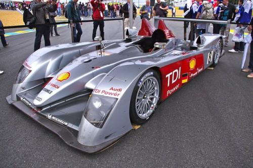 ル・マン アウディR10 TDI 2006年
