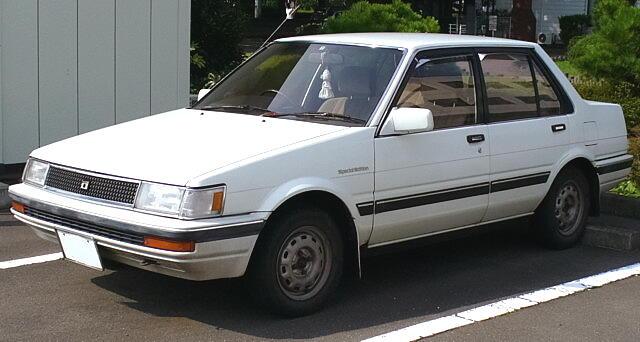 トヨタ カローラ 1985年式