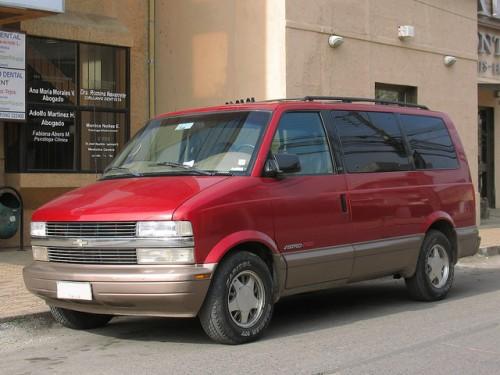 シボレー アストロ 1998年型